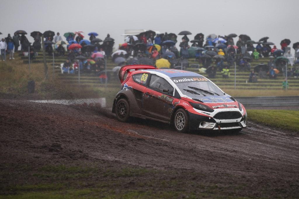 Rally X nordic